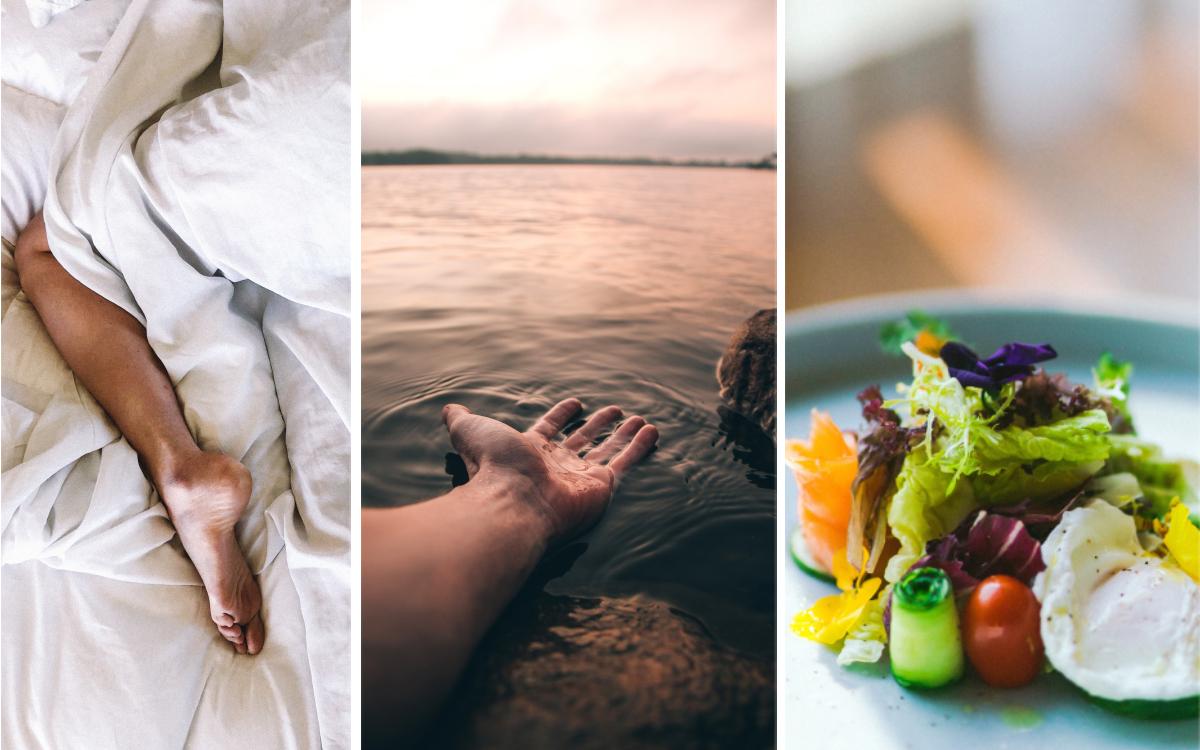 Las 3 claves para un sistema inmune en balance: sueño, estrés y alimentación