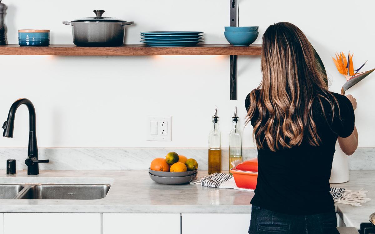 6 pasos para desintoxicar tu cocina