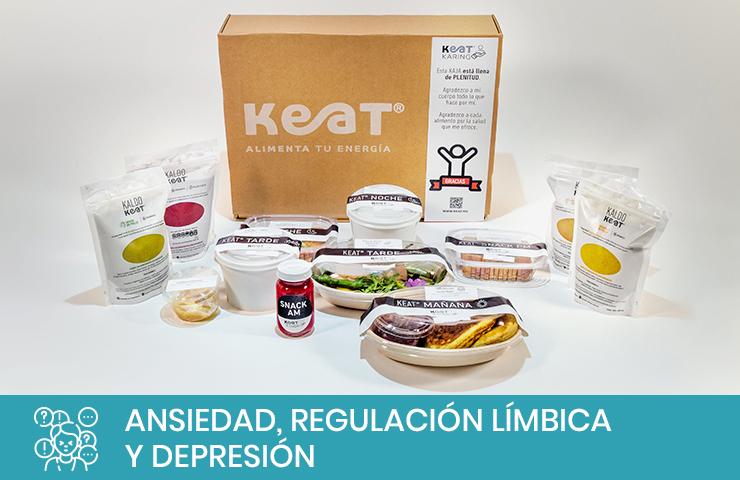 Protocolo: Ansiedad, regulación límbica y depresión