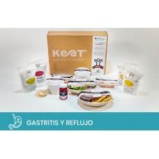 Protocolo: Gastritis y reflujo