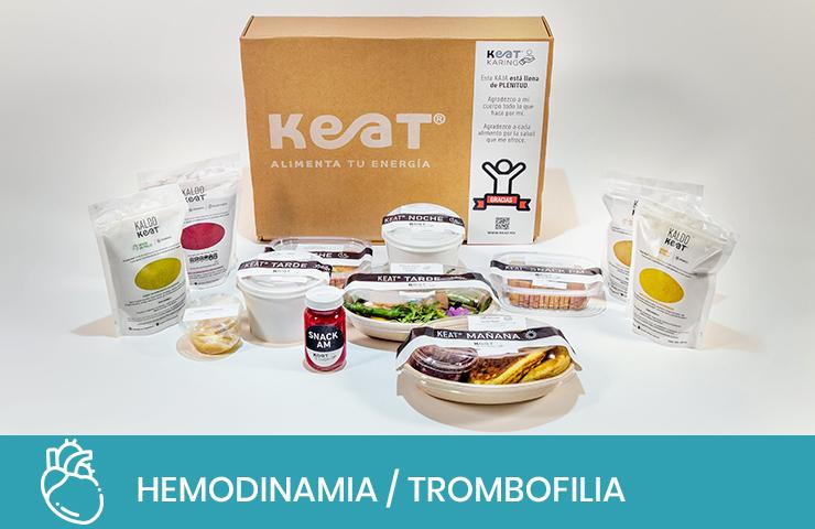Protocolo: Hemodinamia / Trombofilia
