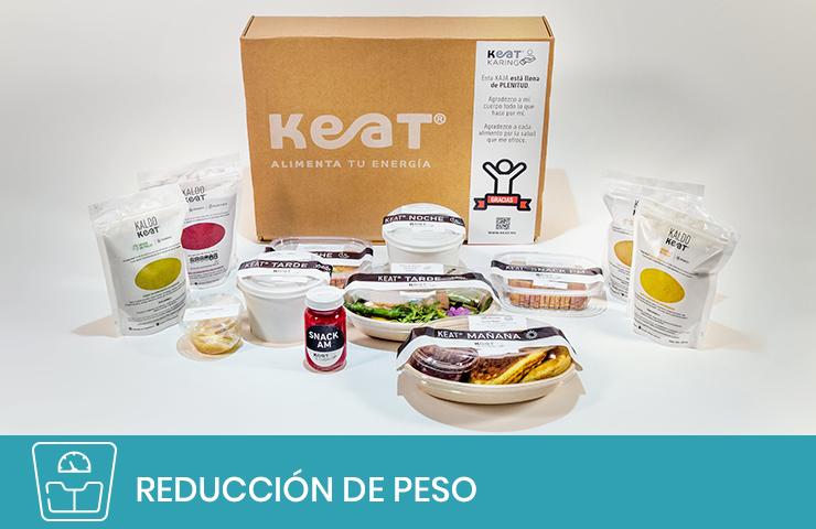 Protocolo: Reducción de peso
