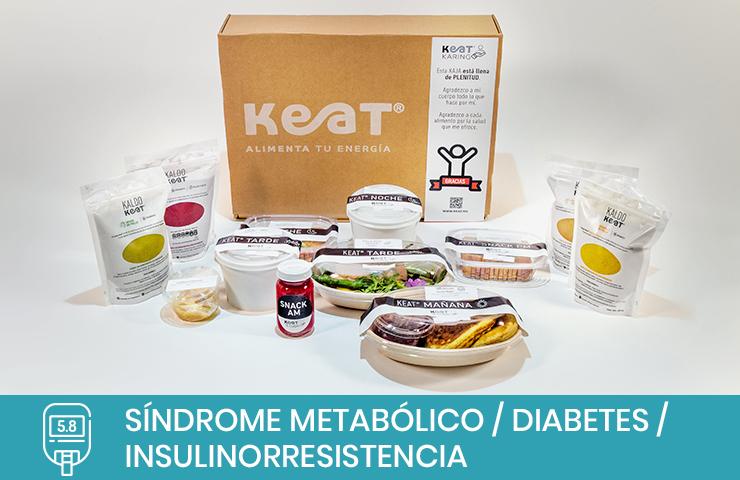 Protocolo: Síndrome metabólico / Diabetes / Insulinorresistencia