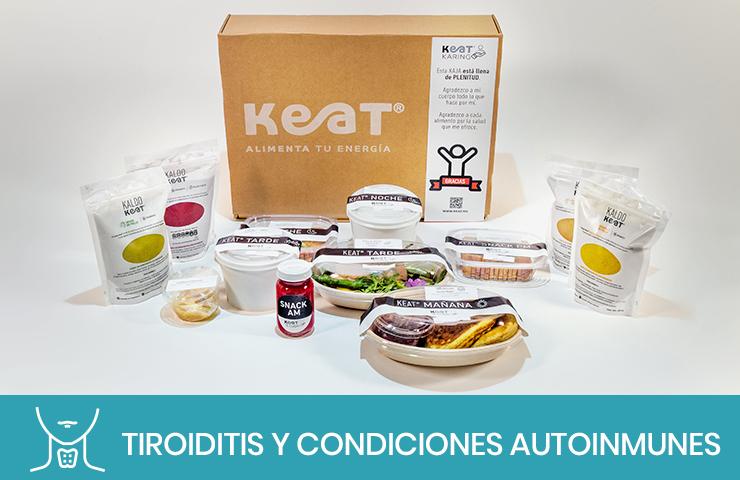 Protocolo: Tiroiditis y condiciones autoinmunes