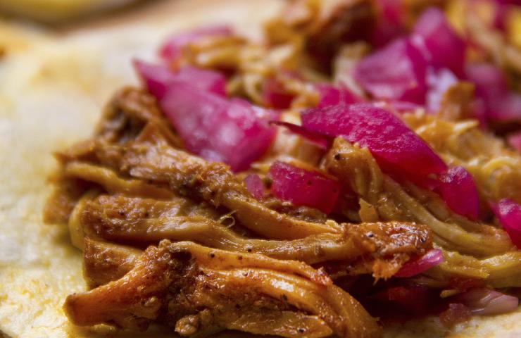 Cochinita pibil orgánica