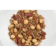 Muesli con nueces de macadamia